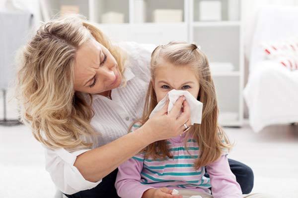 Beberapa Penyebab Terjadi Alergi Pada Anak