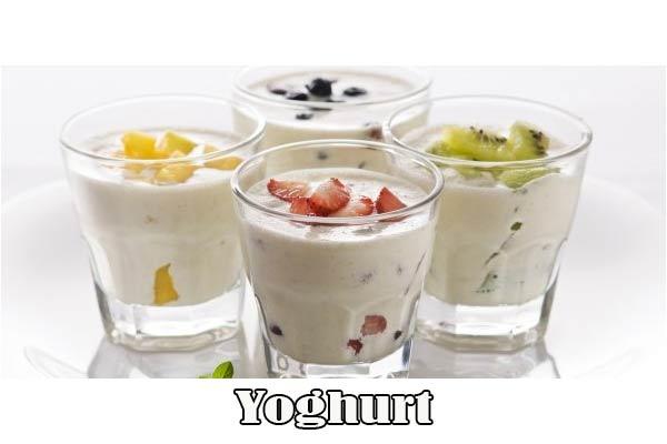 susu asam Yoghurt