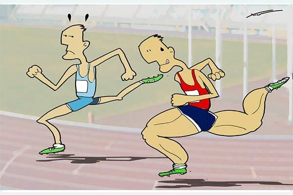 Doping Dalam Kalangan Atlet Olahraga