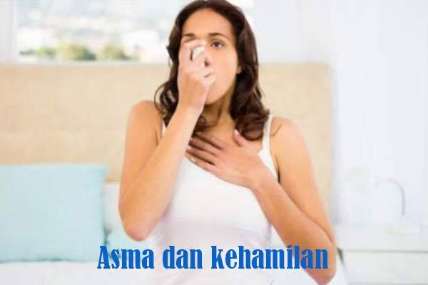 Ibu hamil asma