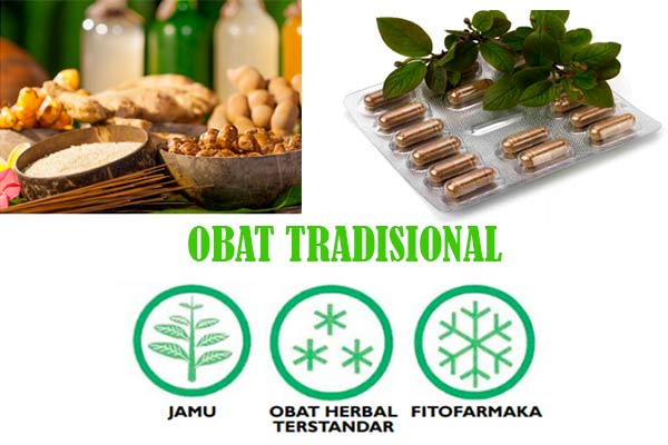 Pengertian Obat Tradisional