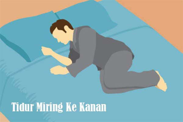 Tidur Miring Ke Kanan