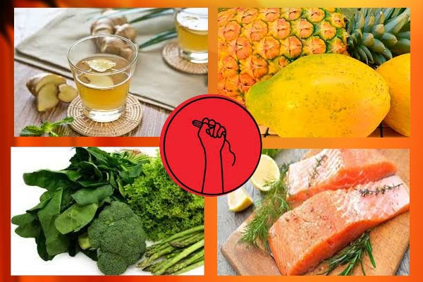 Sumber Makanan Untuk Bantu Atasi Gangguan Haid