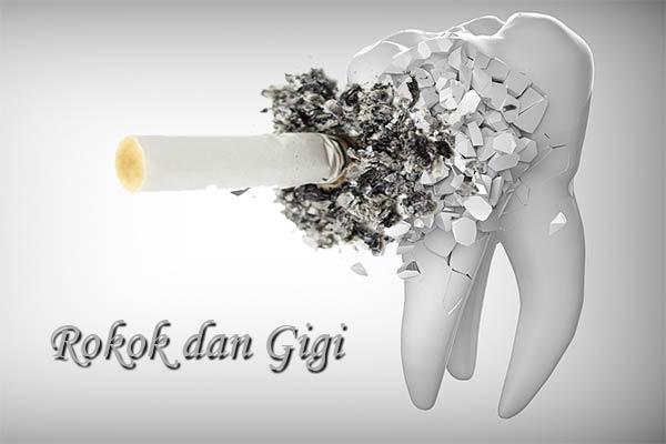 Merokok dan Pengaruhnya Pada Gigi dan mulut