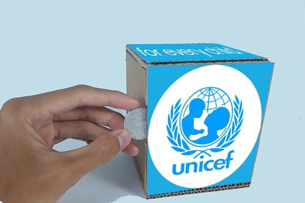 Donasi UNICEF Untuk Peningkatan Gizi Balita