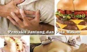 Antara Penyakit Jantung dan Pola Makan