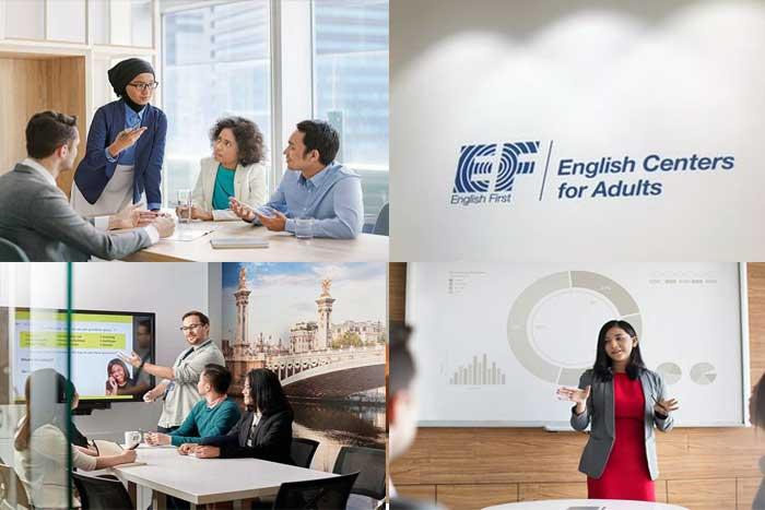 Bahasa Inggris Profesional di EF